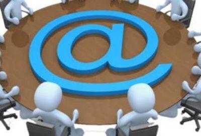 Собрание в онлайн-режиме