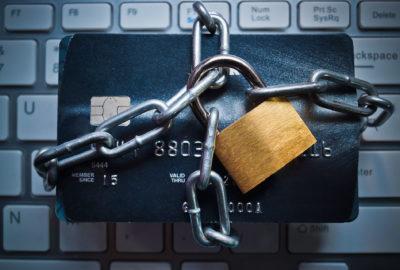 Блокировка счета